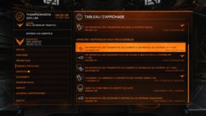 ED - Mission contrebande long
