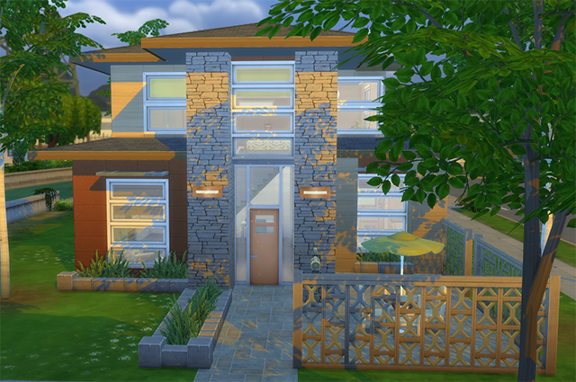 Les sims 4 cr ations du buildnewcrest game guide for Case the sims 3 arredate