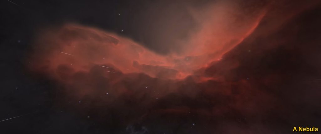 12 - A Nebula