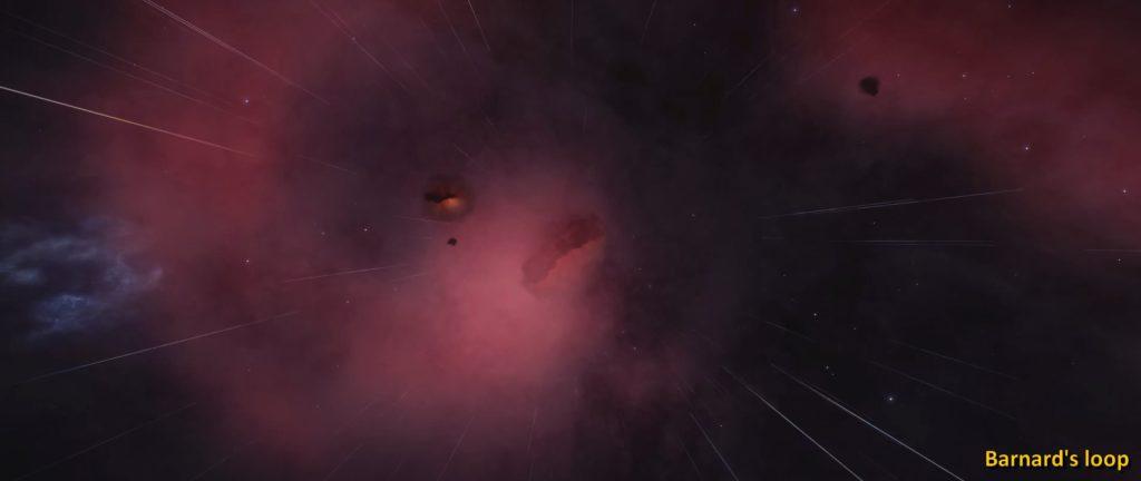 13 - Barnard's loop
