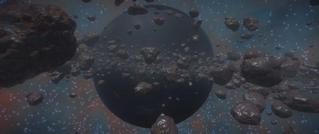Bandeau astéroïdes