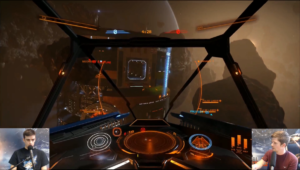 ED - CQC Cockpit