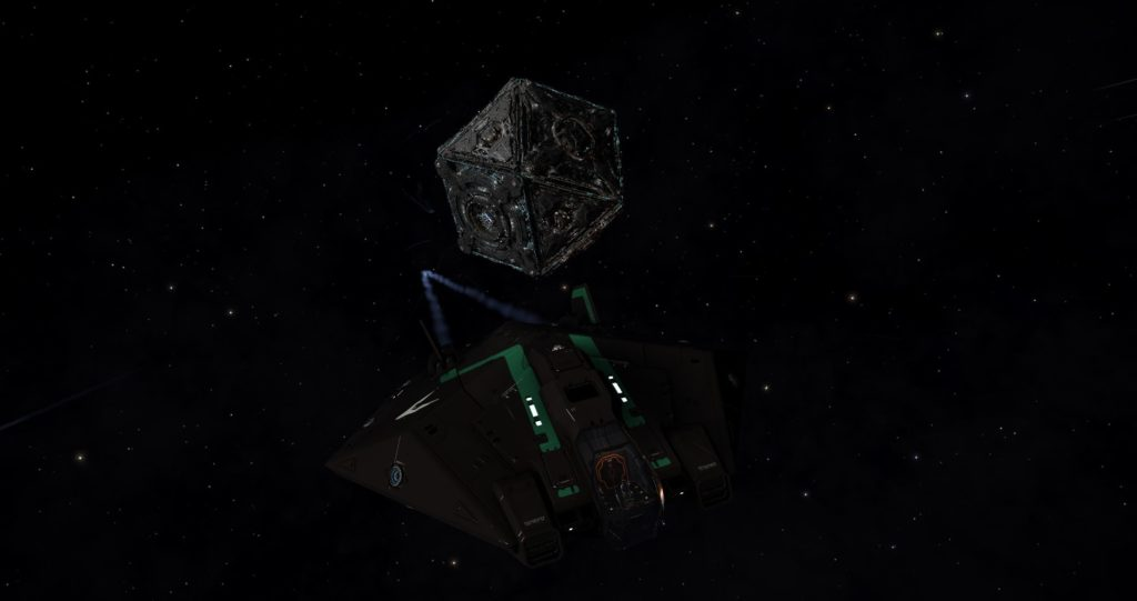 ED - Exploration departure
