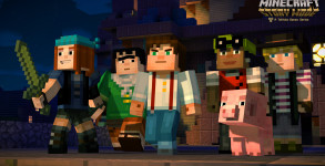 Minecraft – Bande-Annonce Story Mode