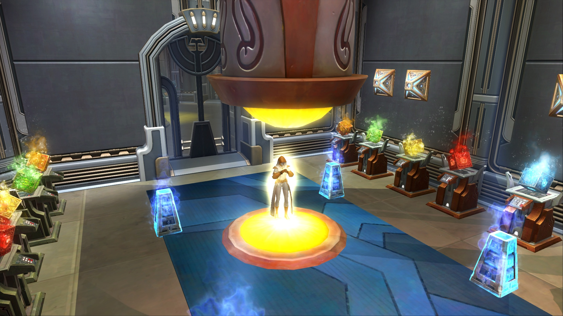 swtor pvf forteresse d 39 evalyne game guide. Black Bedroom Furniture Sets. Home Design Ideas