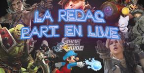 La Rédac Part en Live #2