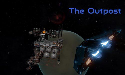Elite: Dangerous – The Outpost #8
