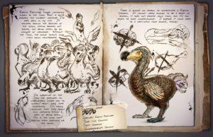 dodo ark