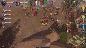 Albion Online_Guild vs Guild