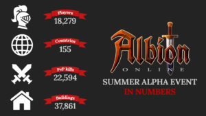 Albion Online_Summer Alpha Infographic