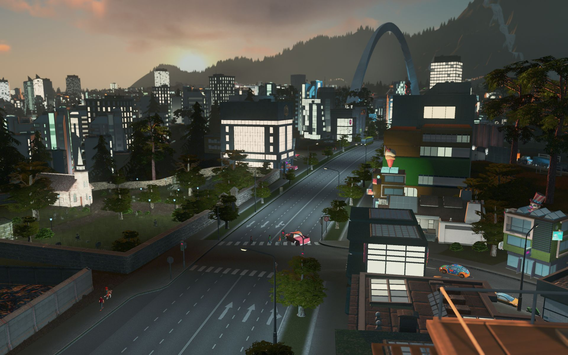 cities skylines casino