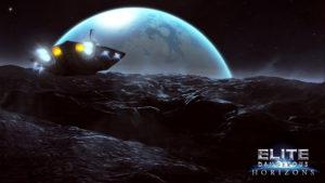 ED - Fanart horizons 1 outpost