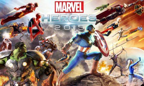 Marvel Heroes – Livestream «En route pour War Machine»
