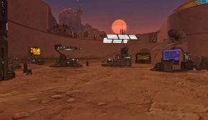 PVF_Grazepussy_2_Tatooine 07 cour jawa