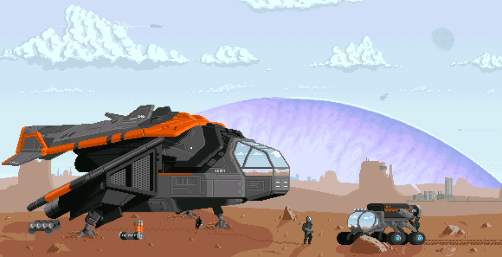 TFaddy Super Elite Landing