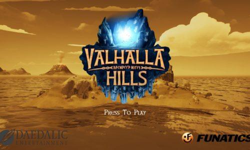 Valhalla Hills : accès anticipé