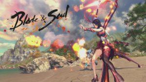 Blade And Soul En-tête