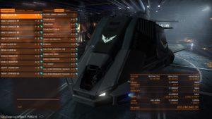 ED - Details Gunship