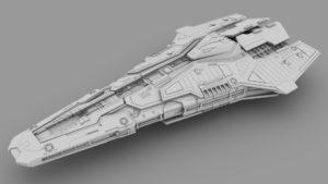 ED - Ship Federal Corvette