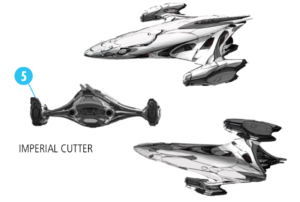 ED - Ship Imperial Cutter