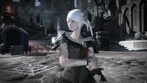FFXIV - Heavensward - Ao Ra - Raen femme