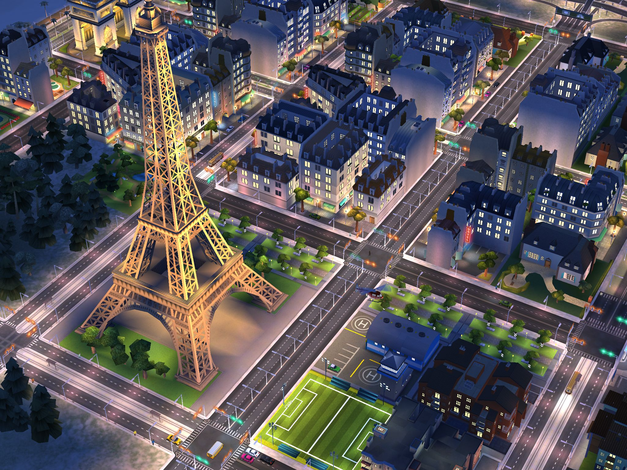 Simcity Buildit Construire Des Buildings