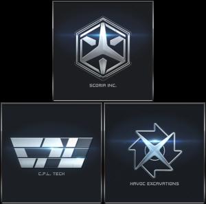 Battlescape organisations