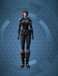 Chevalier Jedi Femme