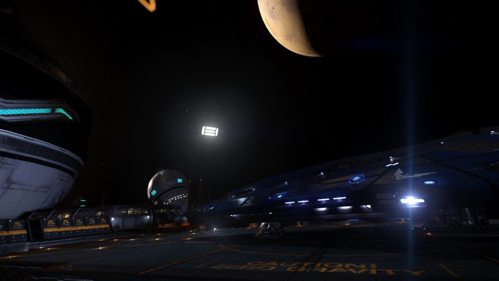 ED - Python Dock 2