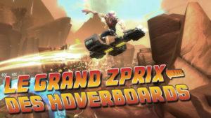 Wildstar - GrandZPrixHoverboards