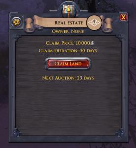 Land Auction 1