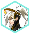 Overwatch - Portrait Ange