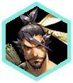 Overwatch - Portrait Hanzo