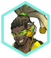 Overwatch - Portrait Lucio