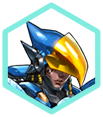 Overwatch - Portrait Pharah