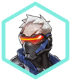 Overwatch - Portrait Soldat 76