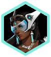Overwatch - Portrait Symmetra