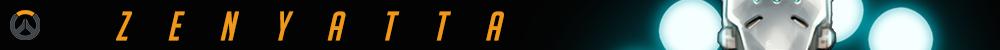 Overwatch - Séparateur Zenyatta