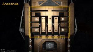 ED - cargo bay Anaconda