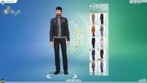 Les Sims 4 - Vivre Ensemble - Capture d'écran (événement EA) (1)