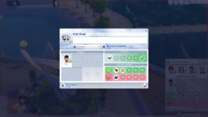 Les Sims 4 - Vivre Ensemble - Capture d'écran (événement EA) (9)