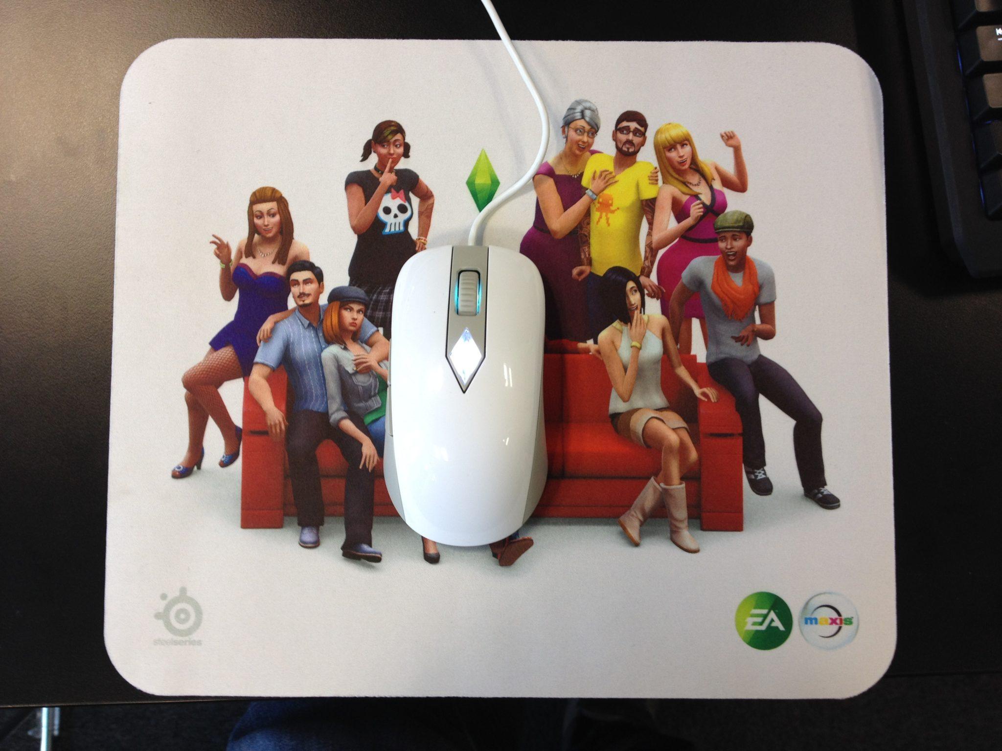 Sims 4 vivre ensemble groupe