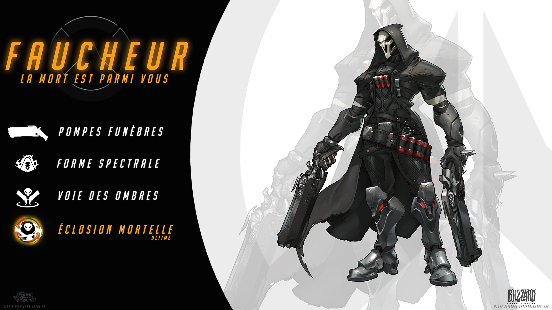 Overwatch Des Fonds D écran Made In Game Guide Game