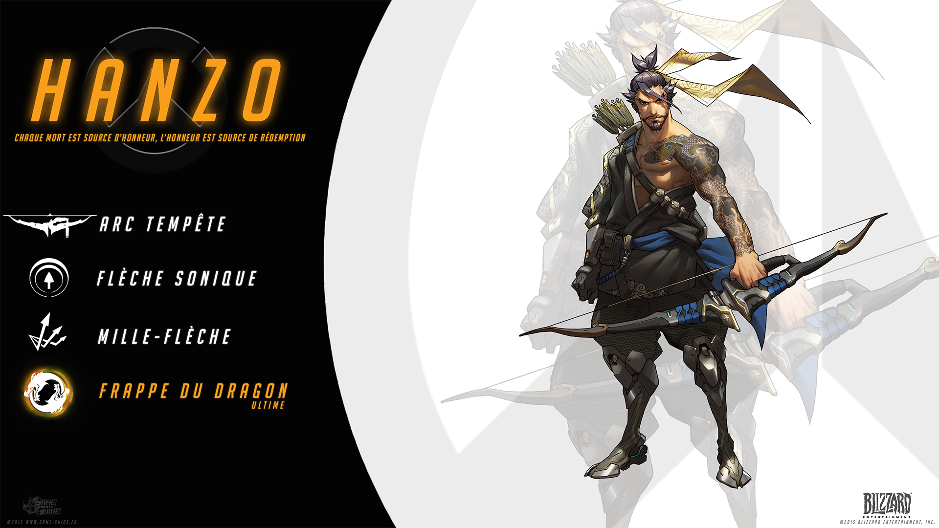 Overwatch Des Fonds D Ecran Made In Game Guide Game
