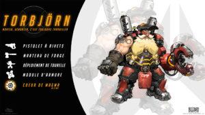 Overwatch - Fond d'écran résumé - Torbjörn