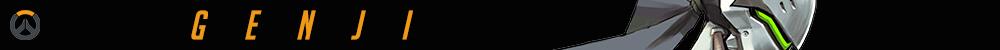 Overwatch - Séparateur Genji