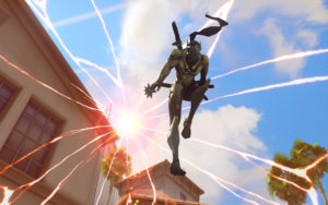 Overwatch - Screen en jeu - Genji 7