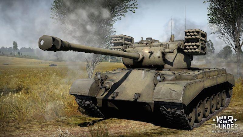 War Thunder Pt 76