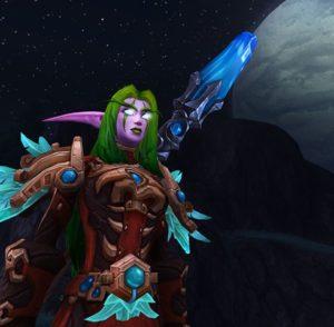 WoW - Druide - Vignette Équilibre couleur