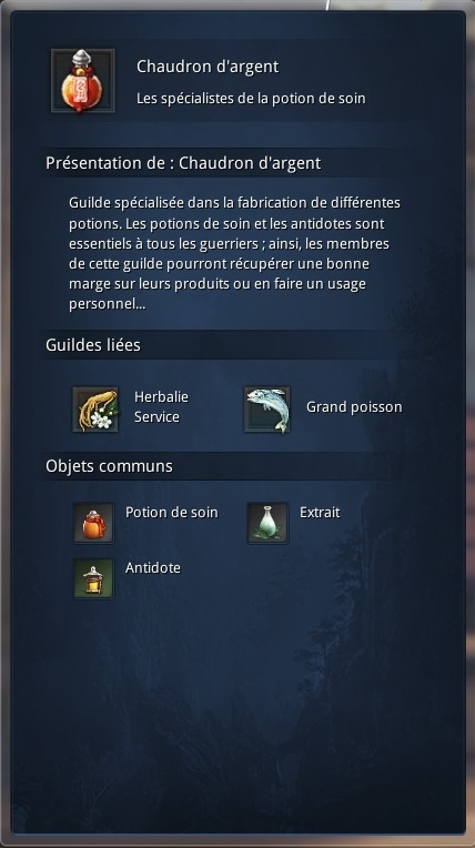 blade soul aper u de l 39 artisanat game guide